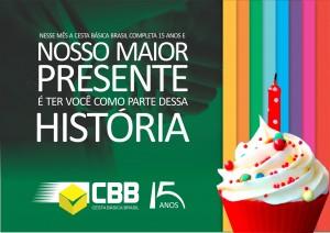 cbb - 15 ANOS CAMPANHA